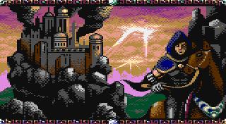 His Dark Majesty Outro#3 by Ooz