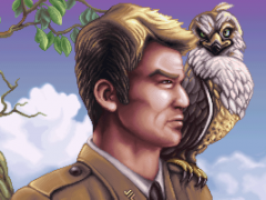 One Man and His Falcon