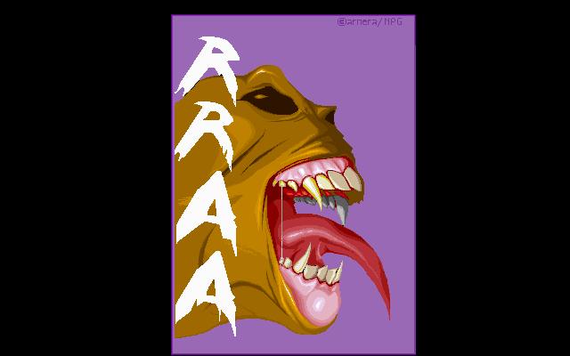 Rrraa by Carnera