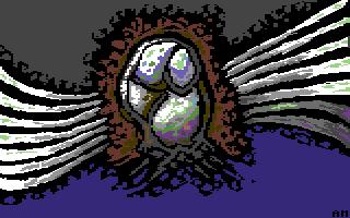 Alien Egg by Alias Medron