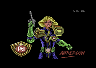 Anderson by STE86