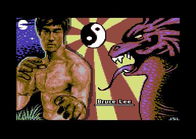 Bruce Lee by JSL
