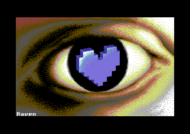 Addicted to Addicted to C64 aka Addicted to Addie by Raven