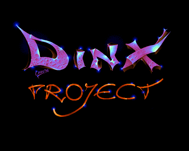 Dinx project logo 1 by Caro