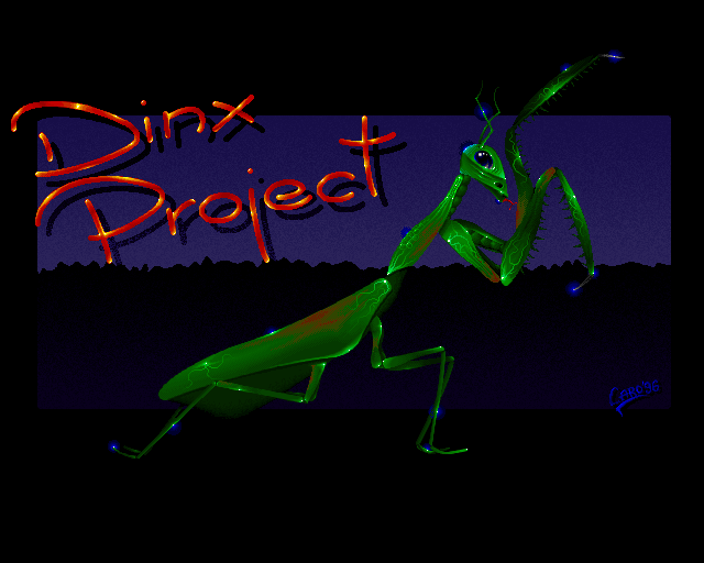 Dinx project logo 3 by Caro