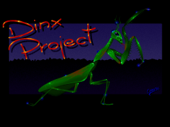 Dinx project logo 3