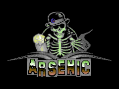 Cause Of Death - Arsenic Skeleton