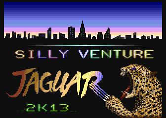 Jaguar by Rocky