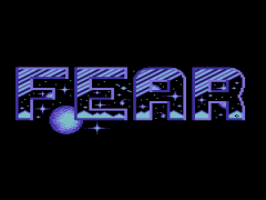 Logo for Fear