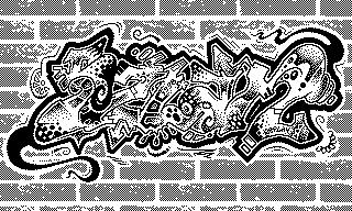 Szlam logo by Ripek