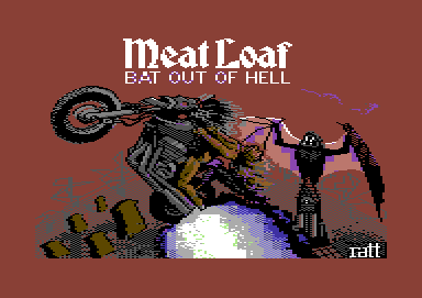 Meat Loaf I by unknown