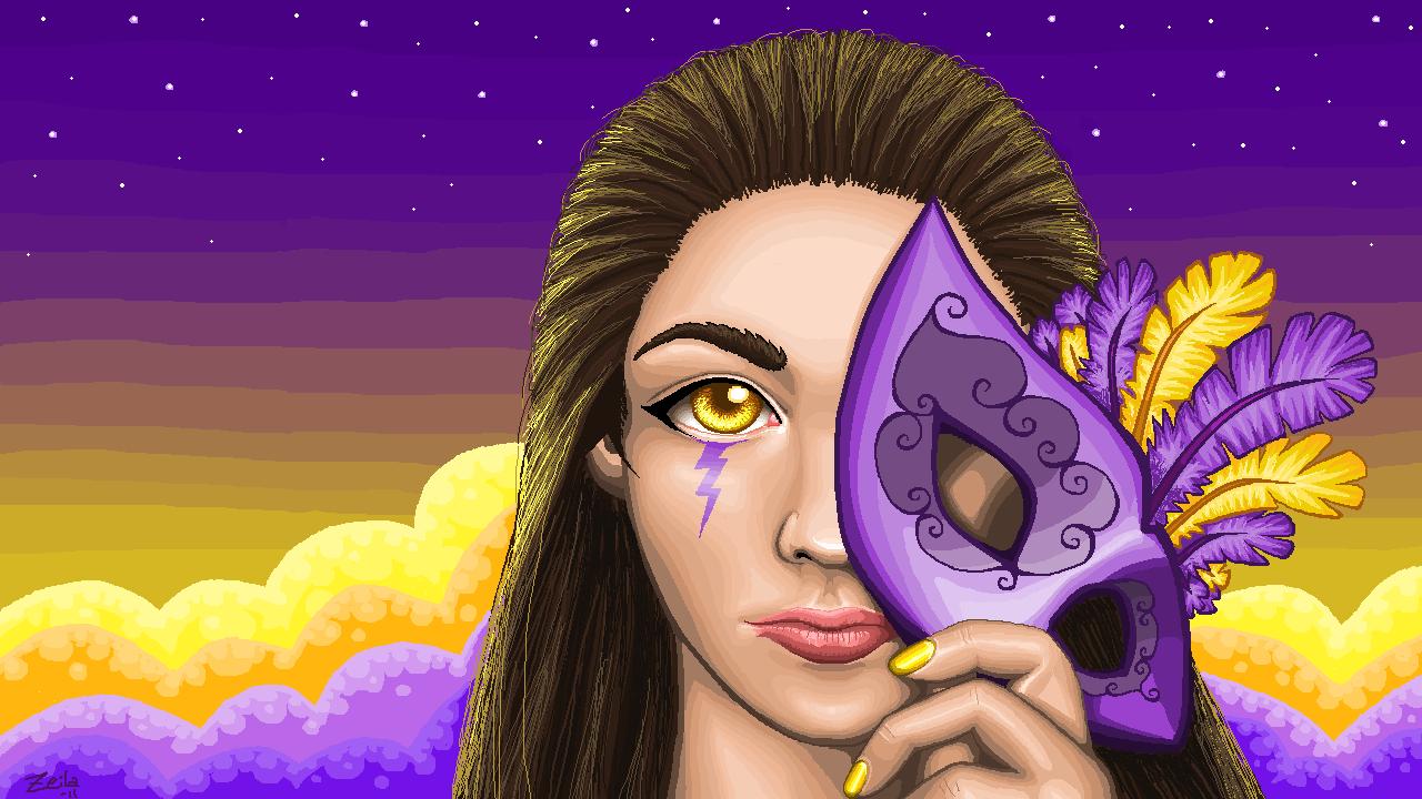 Unmasked by Zeila