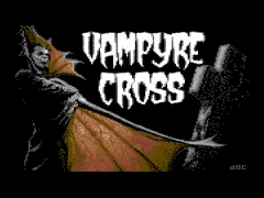 Vampyre Cross