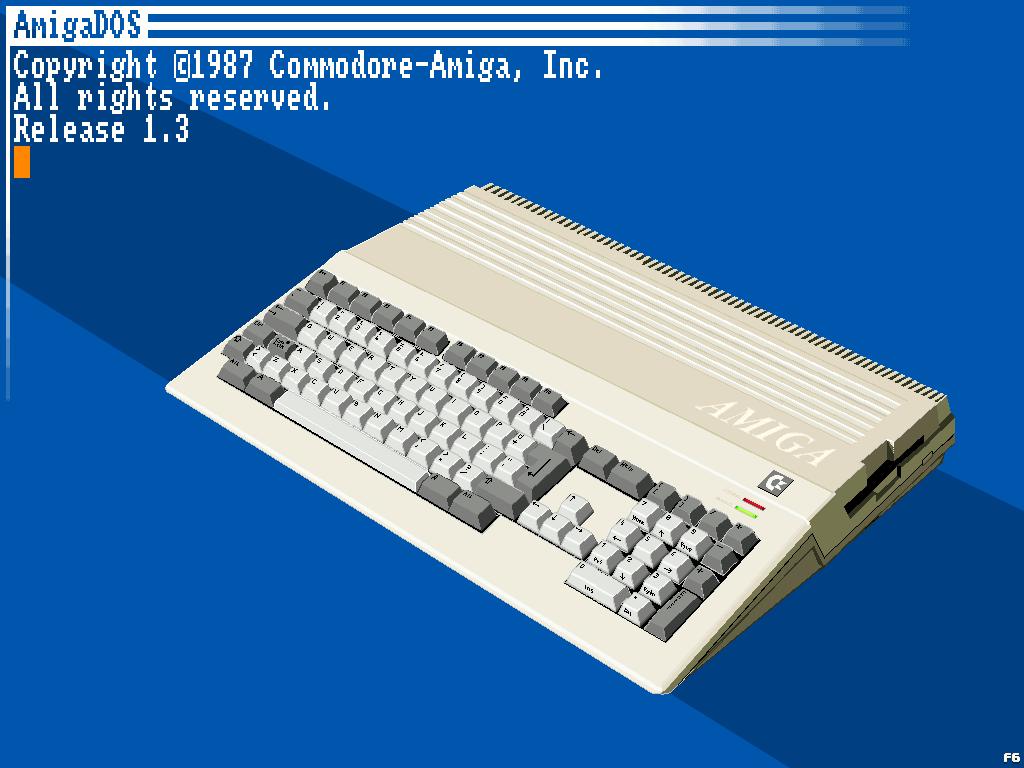 Amiga 500 by unknown