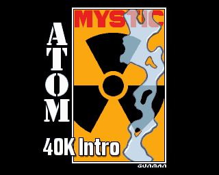 Atom Logo by Gunman