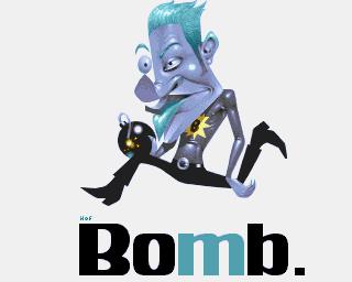 BOMBERMAN by Hof