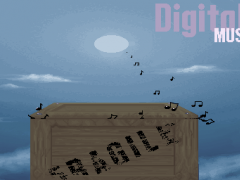Digital candy Musicbox title