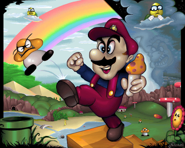 Mario by Matarazzo
