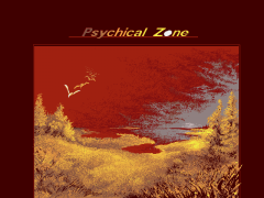 PSYCHICAL ZONE TITLE