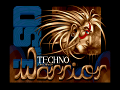 Techno Warrior