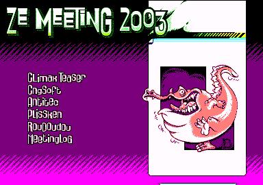 Ze Meeting 2003 2 by Barjack