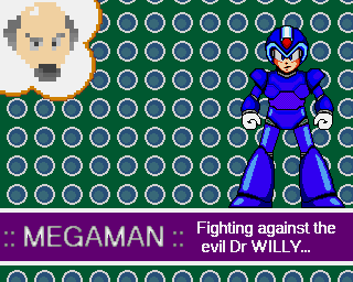 WoodTower - Megaman Vs Dr Willy 1 by Woodtower