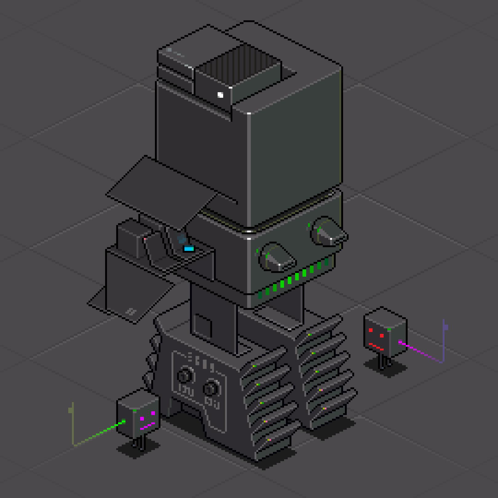 XBX Avatar Retro Gaming RGB 15k 6x by eBoy