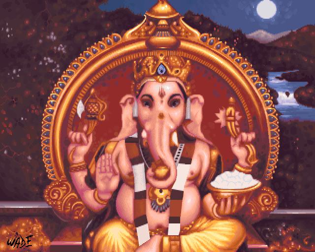Ganesha by Wade