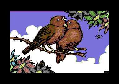 Lovebirds 3 by JSL