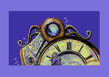 Rust - Clock by Almighty God