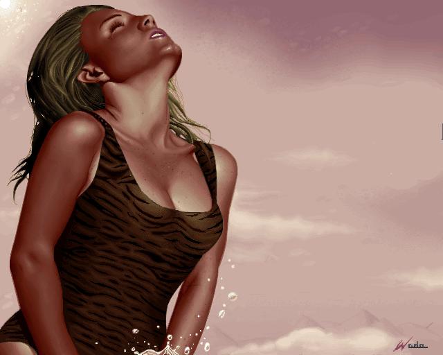 Sun Girl by Wade