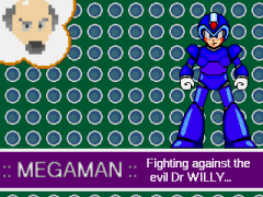 WoodTower - Megaman Vs Dr Willy 1