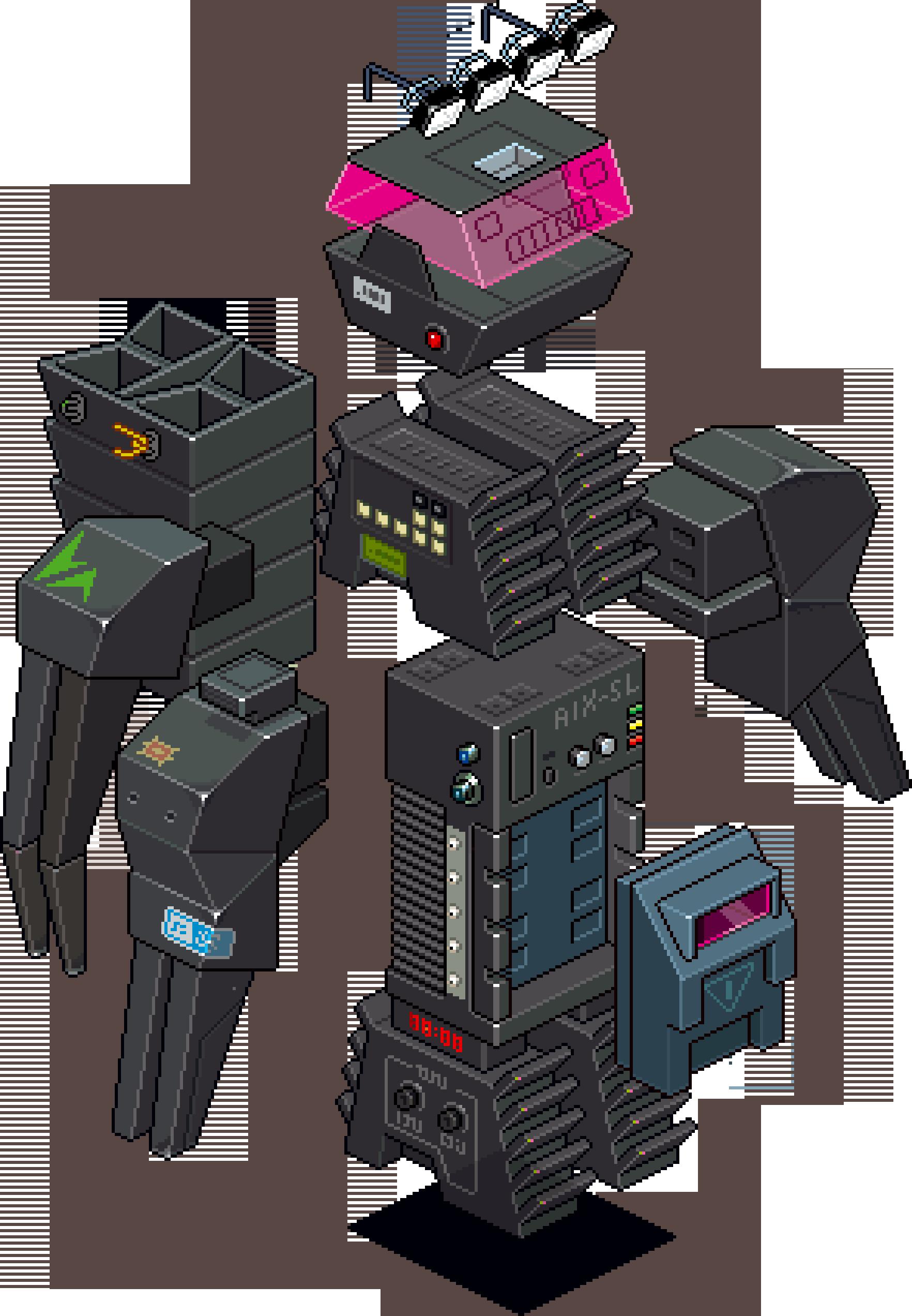 Msp aix5lrobot 05t 6x by eBoy